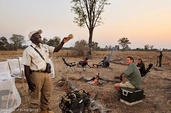 adventure camping africa