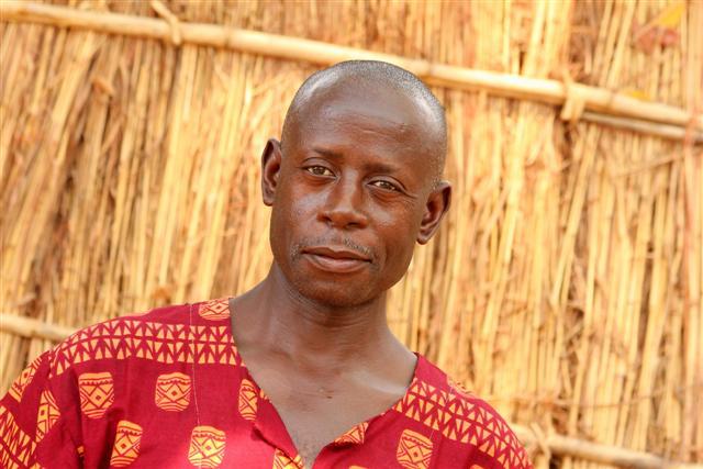 Ed, Laundryman at Mwamba
