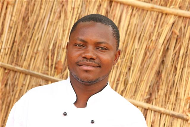 Lucky, Sous-Chef at Mwamba