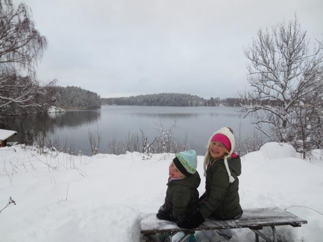 Shenton in Sweden