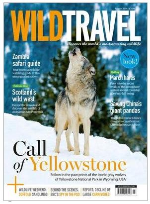 Wild Travel March 2014
