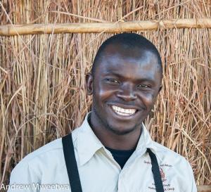 About: Andrew Mweetwa