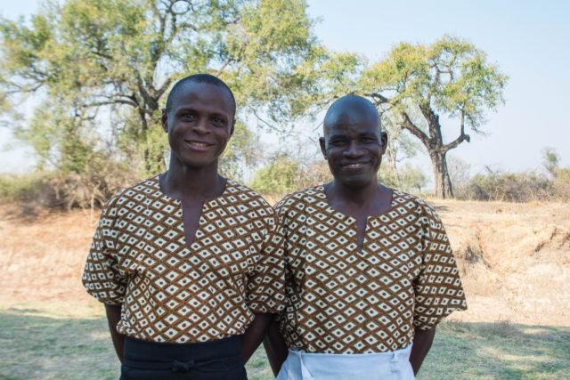 Meet the Mwamba Kitchen Team